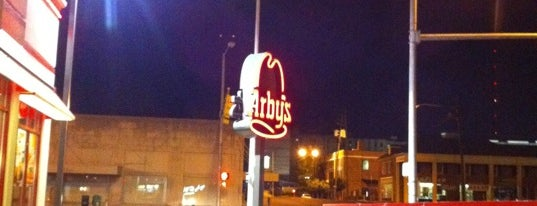 Arby's is one of $ Saving Spots.