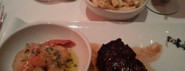 The Reserve is one of date night.