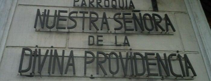 Parroquia Nuestra Señora de la Divina Providencia is one of lugares mas visitados.