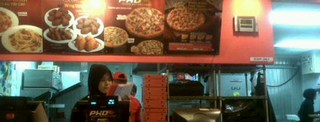 Pizza Hut (PHD) is one of Best places to be.