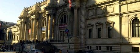 Metropolitan Museum of Art is one of Gray Line New York's Uptown Loop.