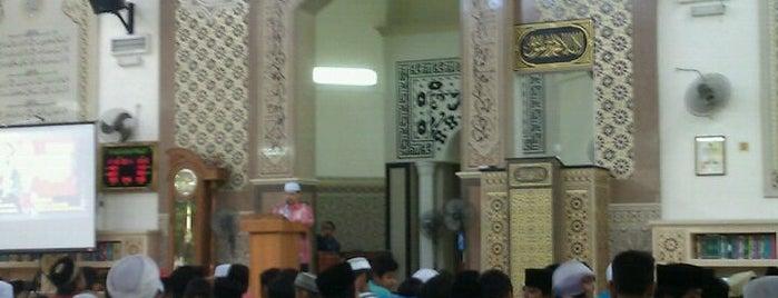 Masjid Kariah Panchor Jaya is one of Baitullah : Masjid & Surau.