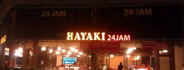 Hayaki Cafe is one of Makan @ PJ/Subang(Petaling) #3.