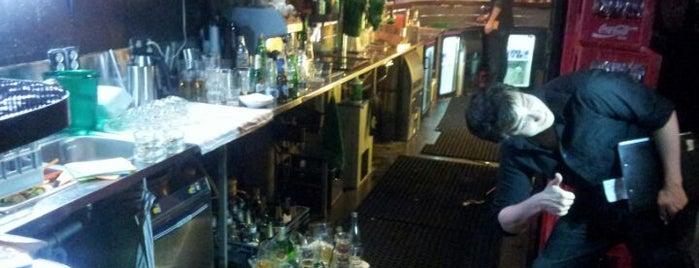 Klub 2. patro is one of prazsky bary / bars in prague.