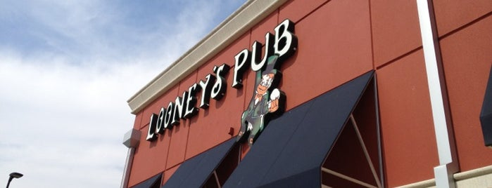 Looney's Pub is one of Td.