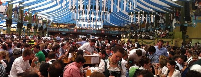 Oktoberfest all big tents todo list