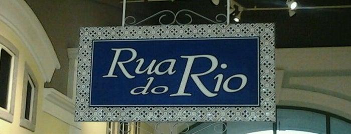 Rua do Rio is one of Comida & Diversão RJ.