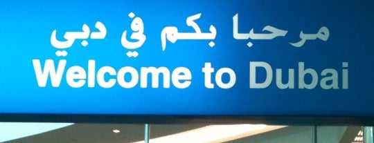 Dubai Uluslararası Havalimanı (DXB) is one of Airports in Europe, Africa and Middle East.