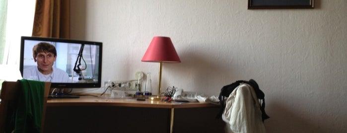 Hotel Schweiz is one of My Favorite Free Wi-Fi Spots Around the World.