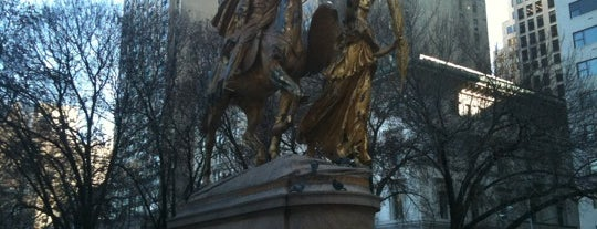 Grand Army Plaza is one of Park Highlights of NYC.