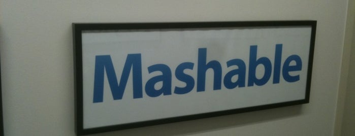 Mashable SF is one of Silicon Valley Tech Companies.
