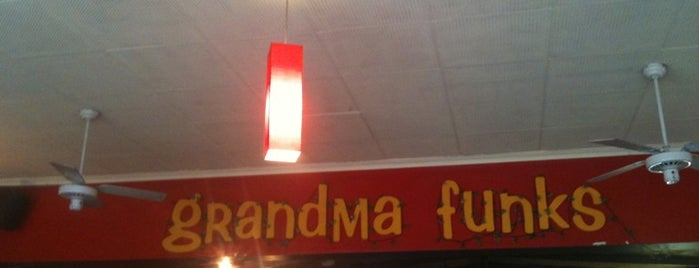 Grandma Funks is one of Been there.
