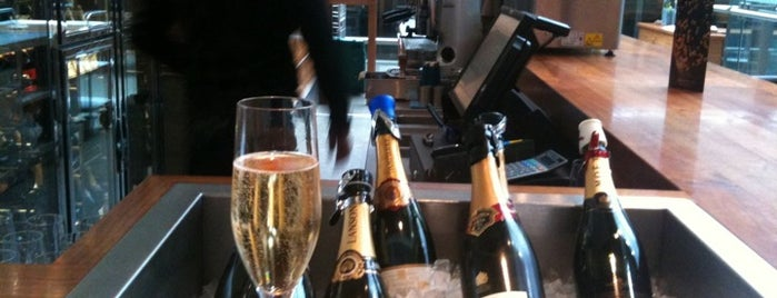 Searcys Champagne Bar is one of BarChick's Best Champagne Bars.