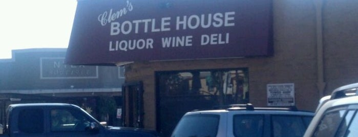 Clem's Bottle House is one of Craft Beer in San Diego.