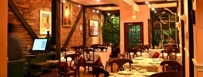 Alcala is one of Latin food and drinks in NYC.