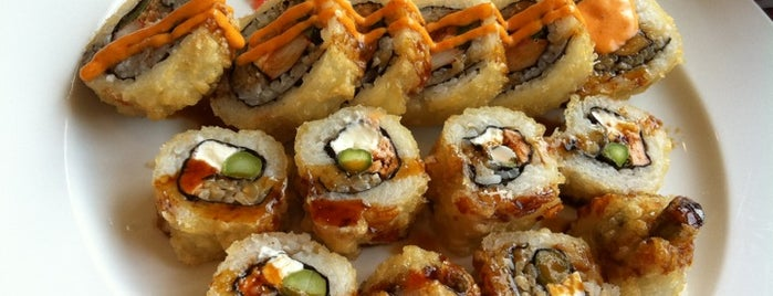 SushiKo is one of Maybe check out.