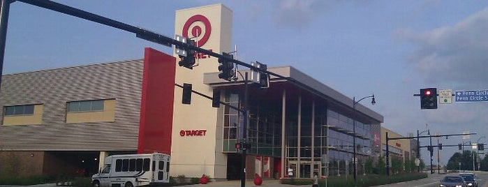 Target is one of Favorites.