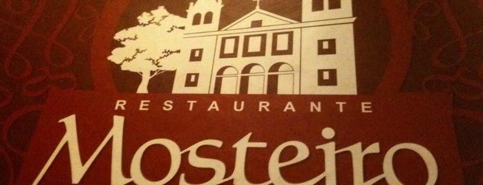 Restaurante Mosteiro is one of Almoço e Happy Hour no Rio de Janeiro.