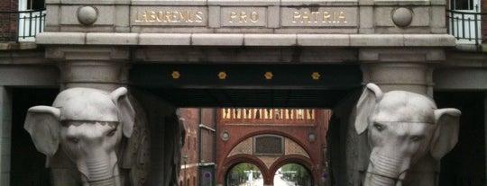 Carlsberg is one of Copenhagen #4sqCities.