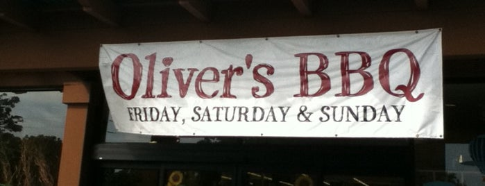 Oliver's Market is one of Where to find Sauce Goddess in California.