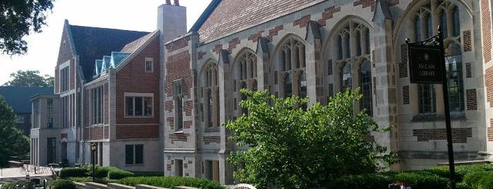 Agnes Scott College is one of Things to See.
