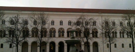 Ludwig-Maximilians-Universität (LMU) is one of All the great places in Munich.