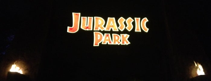 Jurassic Park is one of Favorite Arts & Entertainment.
