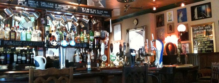 The Old Eagle is one of Camden Town owns.