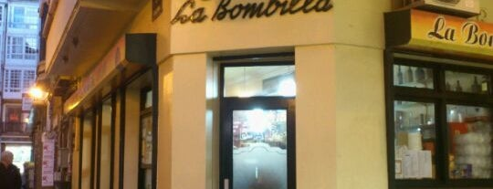 La Bombilla is one of visitados.