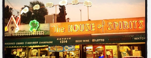 House of Spirits is one of Cool things to see and do in Los Angeles.