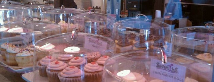 SweeTies Gourmet Treats is one of A foodie's paradise! ~ Indy.