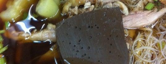 ทรงจิตร ก๋วยเตี๋ยวเป็ดพะโล้และเป็ดตุ๋น is one of Enjoy eating ;).