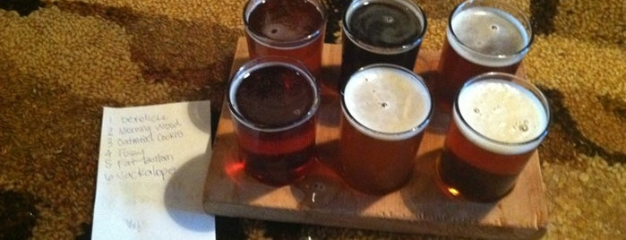 Odd Side Ales is one of Breweries to Visit.