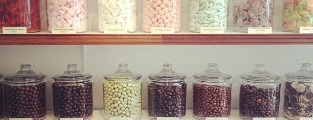 The Candy Store is one of Yums.