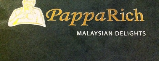 PappaRich is one of Makan @ Pahang #1.