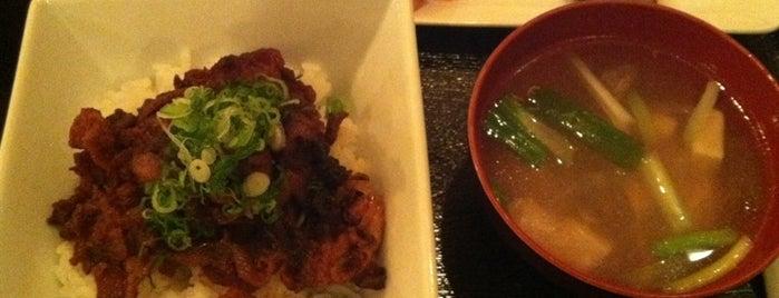 Danji is one of The Platt 101: NYC's Best Restaurants.