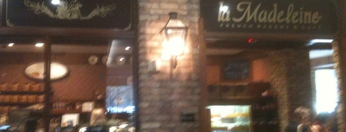 la Madeleine French Bakery & Café San Jacinto is one of Central Dallas Lunch, Dinner & Libations.