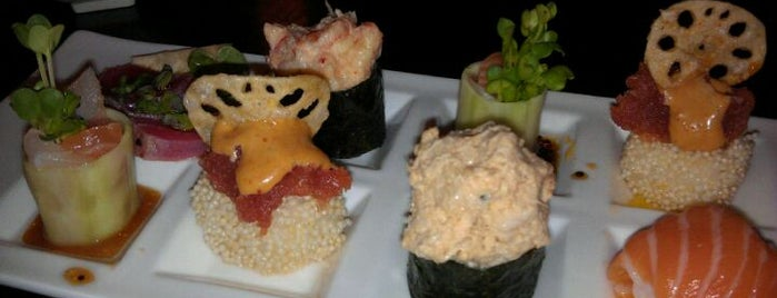 Umi Sake is one of Sushi Tour ~ Downtown to Hunt Valley.