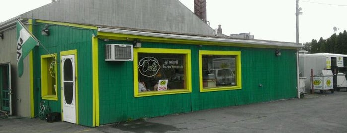 Del's Lemonade is one of Newport: Favorite Places.