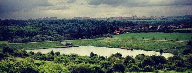 Prokopské údolí is one of OUT DOOR-Areas.