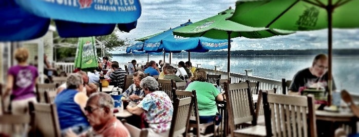 Wolffy's Grill & Marina is one of Diner, Deli, Cafe, Grille.