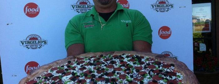 Virgilio's Pizzeria & Wine Bar is one of Best of Denver: Food & Drink.