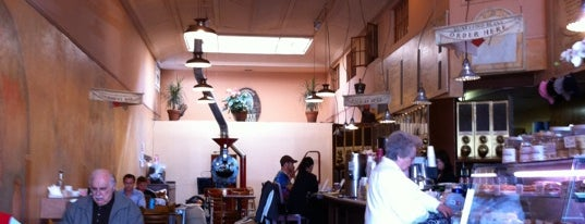 Coffee Roastery is one of San Francisco.
