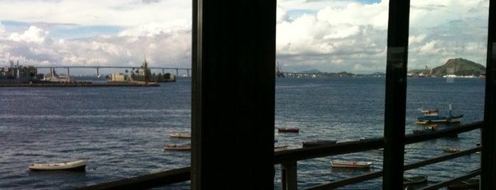 Ancoramar Restaurante is one of Sabor Carioca.