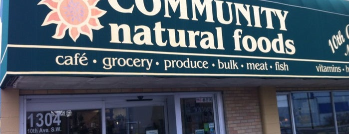 Community Natural Foods - 10th Avenue Market is one of Temp.