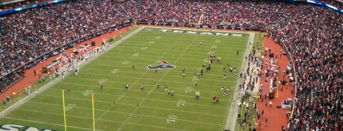 NRG Stadium is one of Great Sport Locations Across United States.