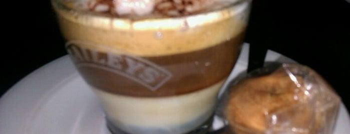 Café del Soul is one of cafetería.