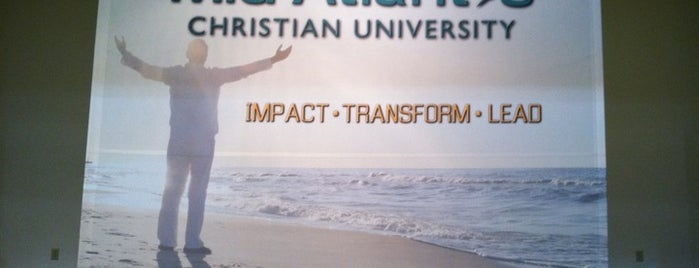 Mid-Atlantic Christian University is one of Fun Stuff in Elizabeth City.