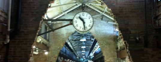 Chelsea Market is one of Greenwich and West Village-ish Walking Tour.