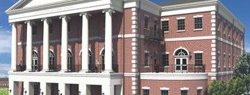 Augenstein Alumni Center is one of Campus Tour.